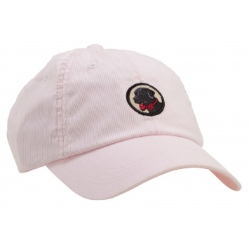 Frat Hat: Dusk and White Stripe